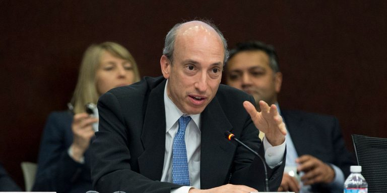 Biden's Nominee for SEC Chief, Gary Gensler, Reports Net Worth Between $41 Million and $119 Million
