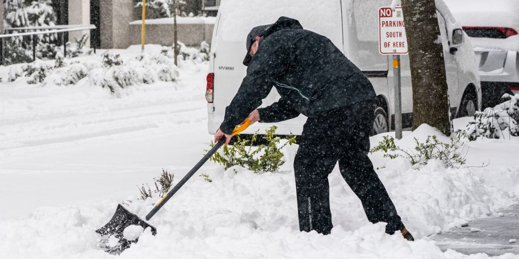 Winter Storm Forces Flight Cancellations, Leaves Thousands Without Power