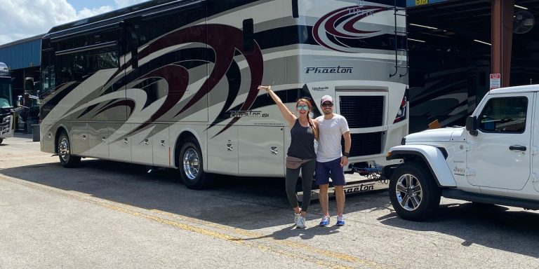 Manhattan Couple Ditch Apartment, Buy RV. Was It Worth It?