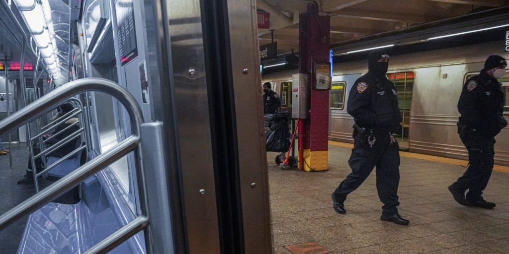 New York City Subway Killings Prompt Push for More Police