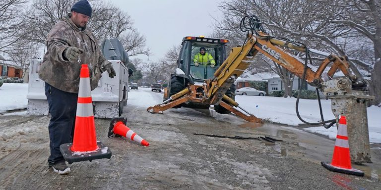 New Winter Storm Threatens Fragile Power Grids in Texas, Other Parts of U.S.