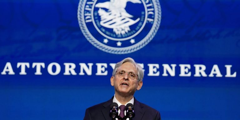 Justice Pick Merrick Garland to Promise Confronting Extremist Violence