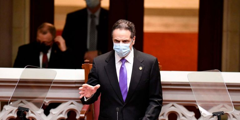 Cuomo Feuds With New York Lawmakers Amid Outcry Over Nursing Homes