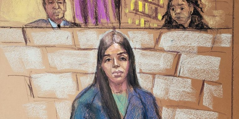 Emma Coronel, Wife of Joaquín 'El Chapo' Guzmán, Is Held Without Bail