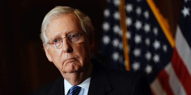 Mitch McConnell Says He Would Support Trump If He's GOP's 2024 Nominee