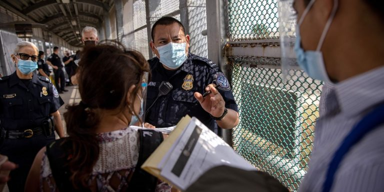Arrests of Unaccompanied Immigrant Children at Southern Border Surge