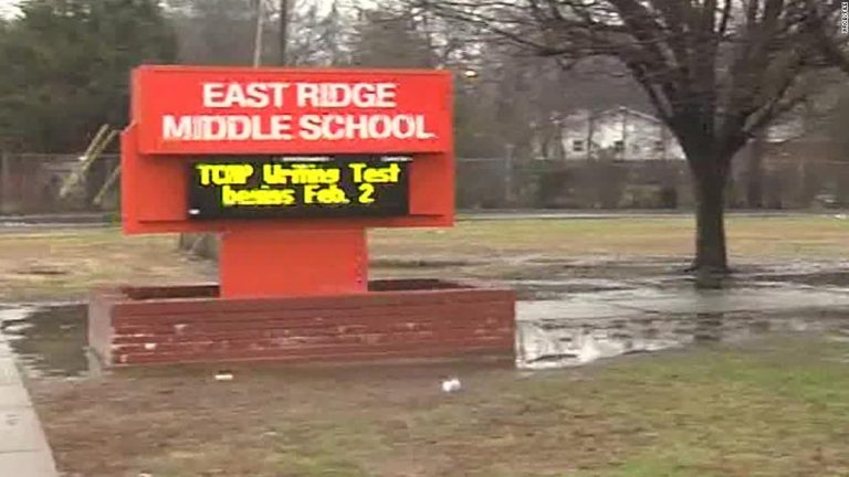 Tennessee principal apologizes for 'All Lives Matter' theme for Black History Month