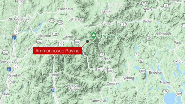 A skier was found dead after a New Hampshire avalanche, officials say