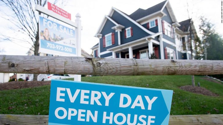 First time homebuyer's biggest foe? Few homes to buy