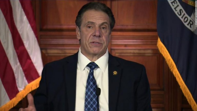 Gov. Andrew Cuomo announces nursing home reform initiative