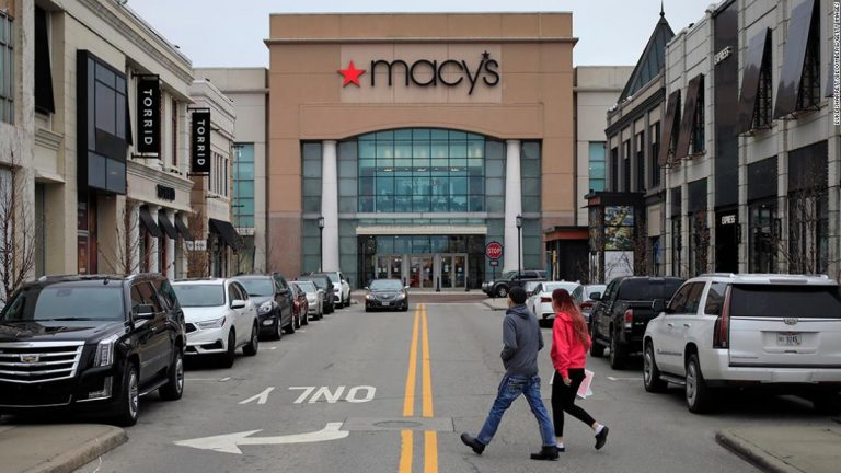 Premarket stocks: Investors are betting on a Macy's revival. Should they be?