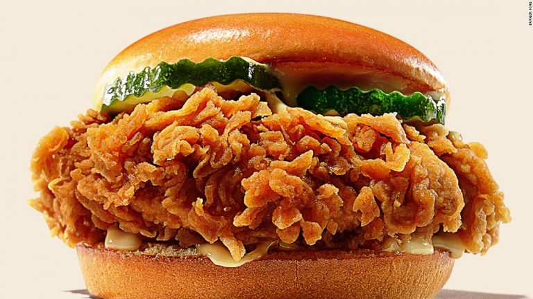 Fried chicken sandwich: McDonald's and Taco Bell debut new versions