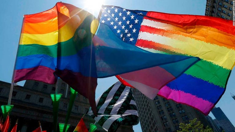 More Americans identify as LGBTQ than ever before, poll finds