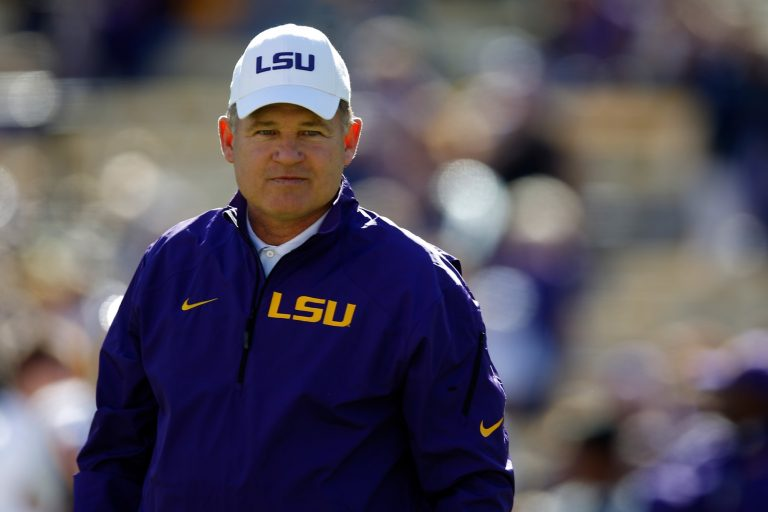 Les Miles investigated for sexual harassment during Tigers tenure