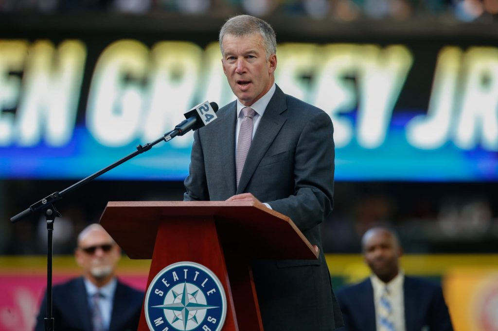 Mariners President and CEO Kevin Mather resigns in disgrace