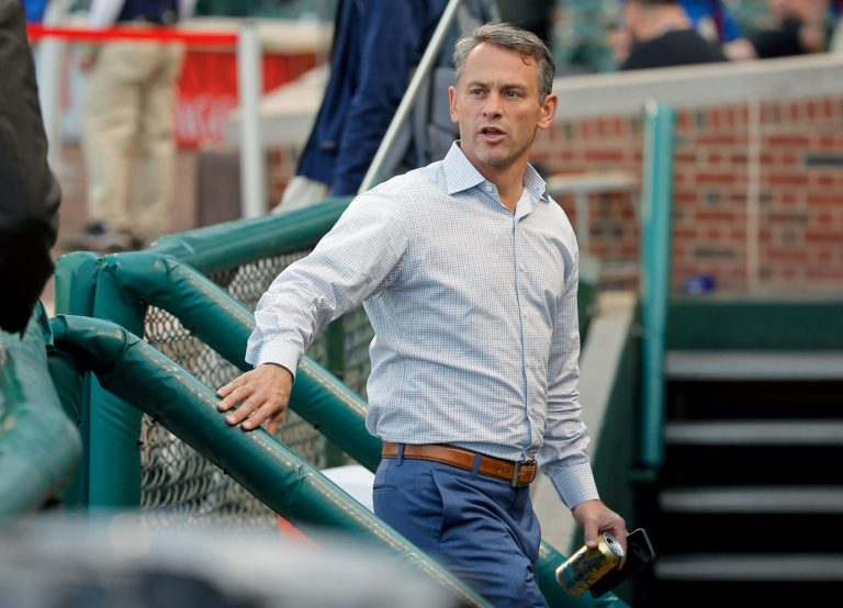 Jed Hoyer makes no guarantees as Cubs continue to shop stars