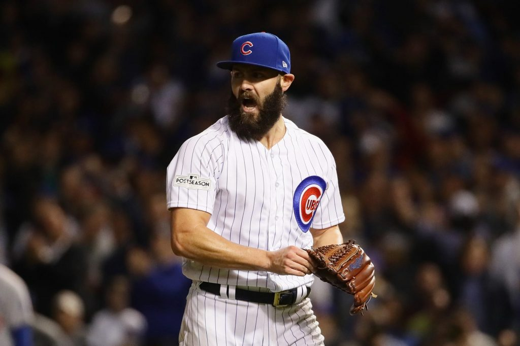 Jake Arrieta reuniting with Chicago in his free agency
