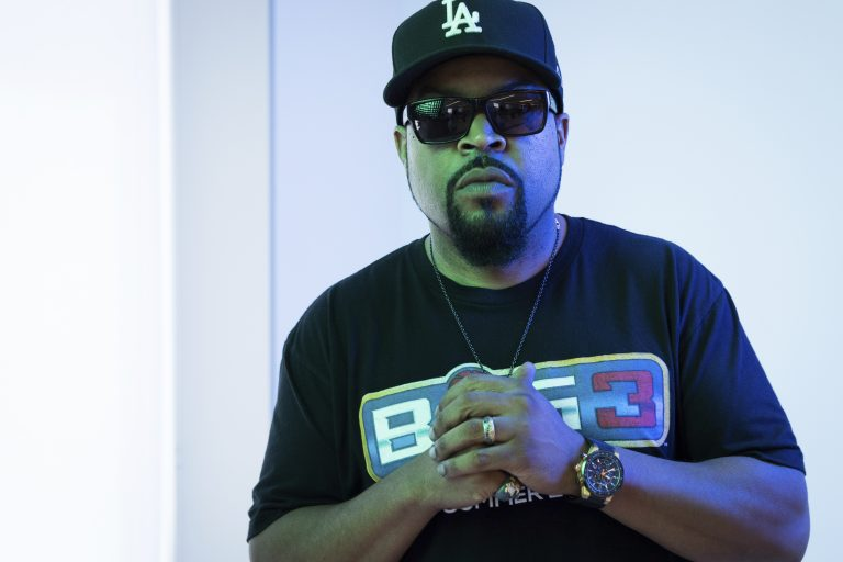 Ice Cube Drops New Song 'Trying to Maintain'