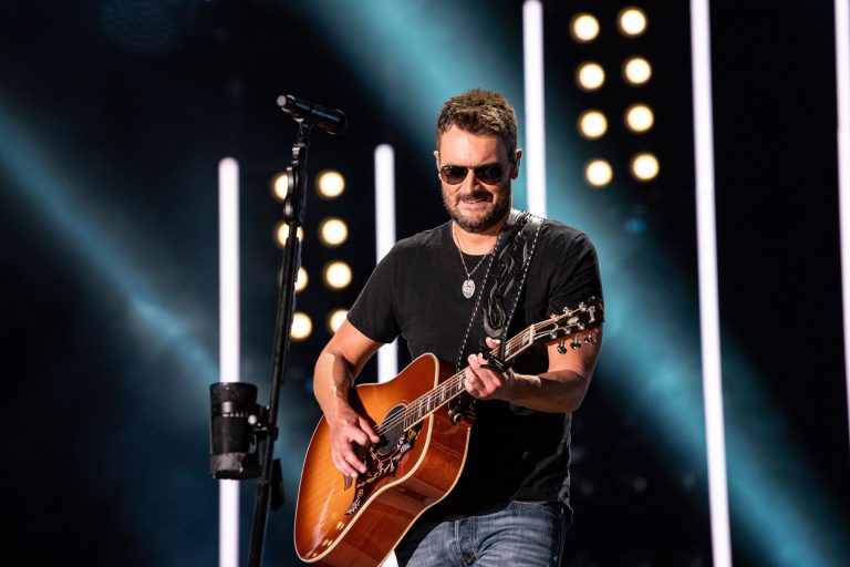 Eric Church Releases New Song, Gives Tour Update