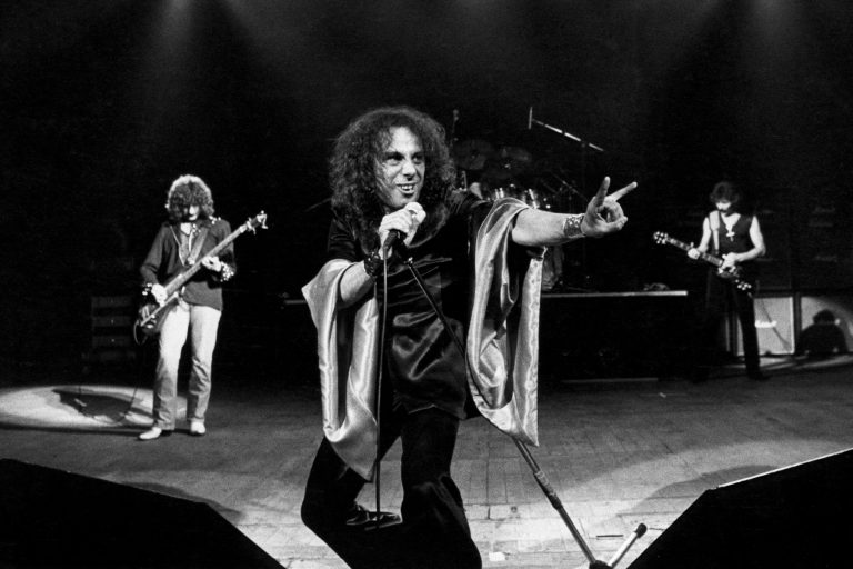 "Hear Black Sabbath's ""Heaven and Hell"" Rehearsal From 1979"