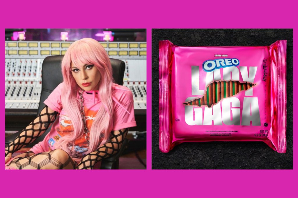 How Lady Gaga Got Her Own Line of Oreos