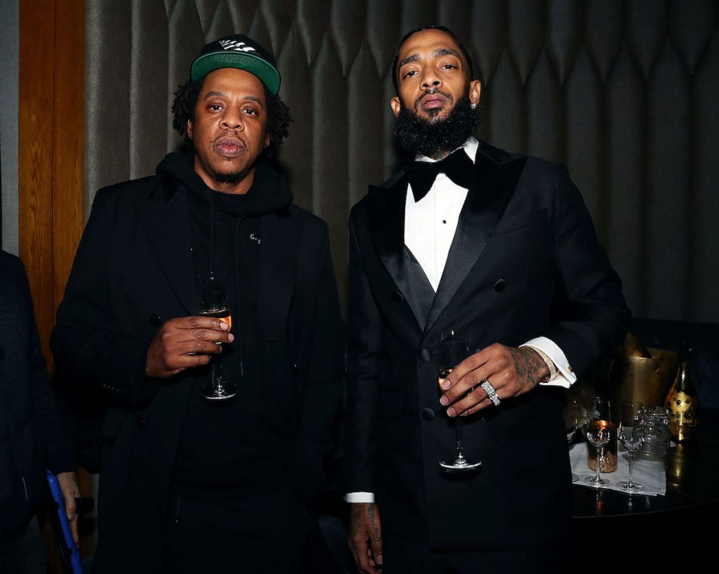 """Listen to Jay-Z's Nipsey Hussle Collaboration, """"What It Feels Like"""""""