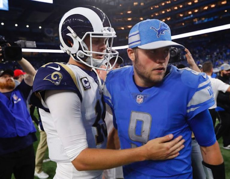 Rams Matthew Stafford