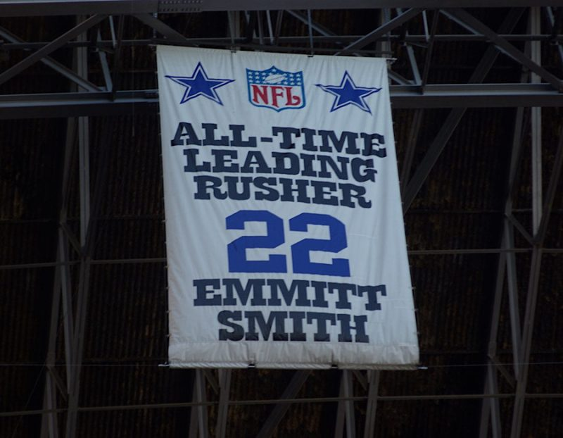 NFL All-Time Leading Rushers