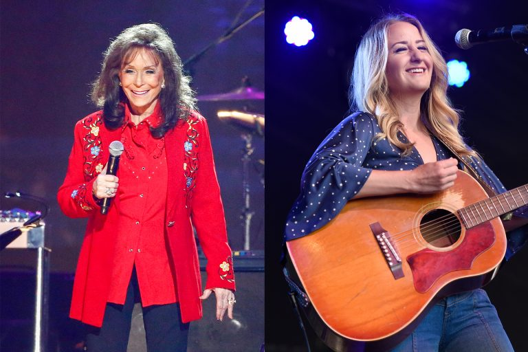 Loretta Lynn, Margo Price Duet on 'One's on the Way': Listen