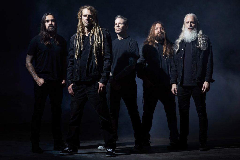 Hear Lamb of God's Deluxe Edition Bonus Track 'Ghost Shaped People'
