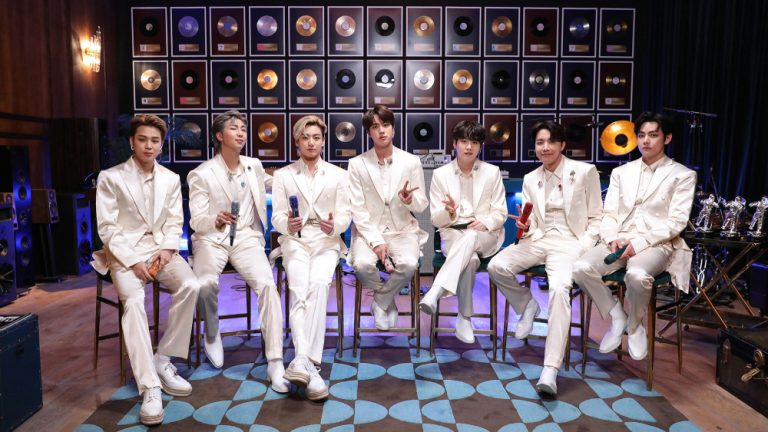 Watch BTS Perform on 'MTV Unplugged'