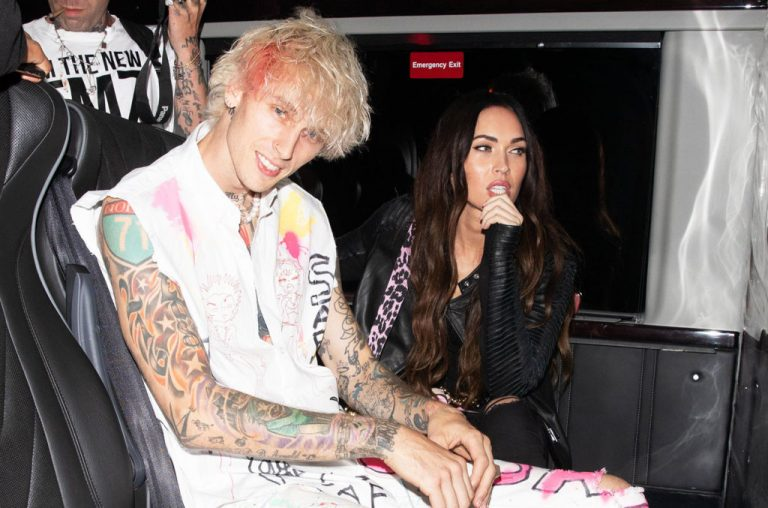 Machine Gun Kelly Megan Fox