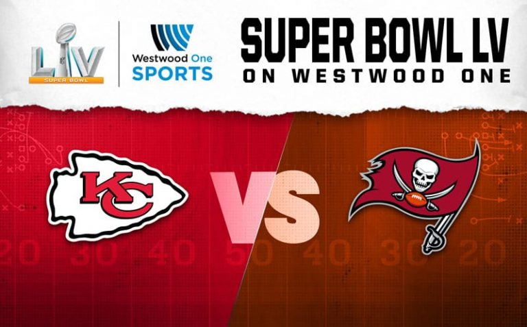 Super Bowl LV on Westwood One