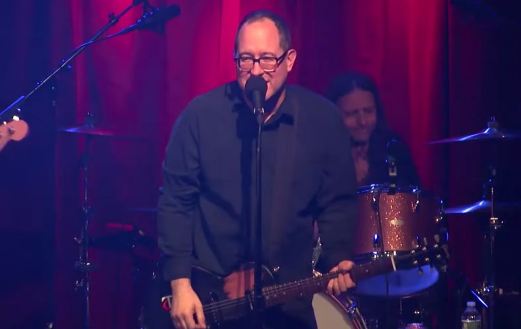 The Hold Steady Perform 'Family Farm' on 'Late Night': Watch