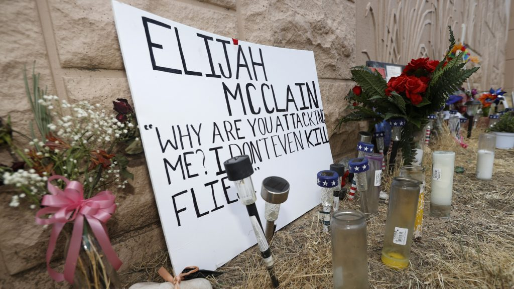 Former Aurora PD Officers Involved In Elijah McClain Photo Scandal Are Still Fired : NPR