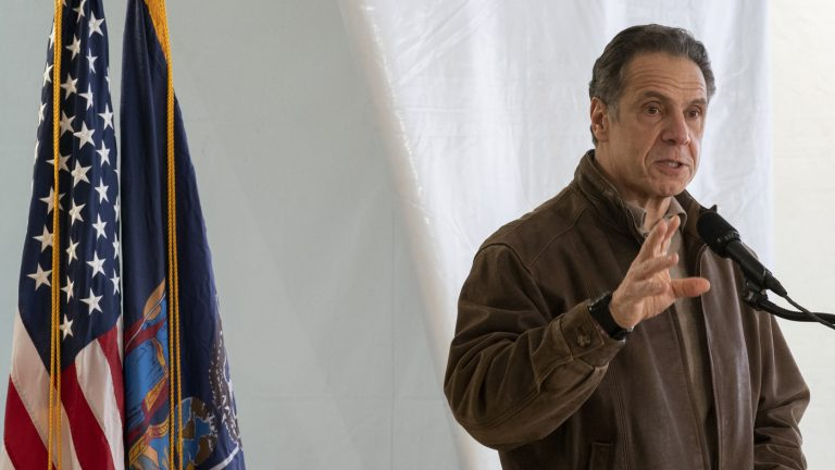Cuomo Defends Nursing Home Coronavirus Reporting : NPR