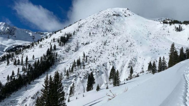 3 skiers buried in 'large avalanche' found dead