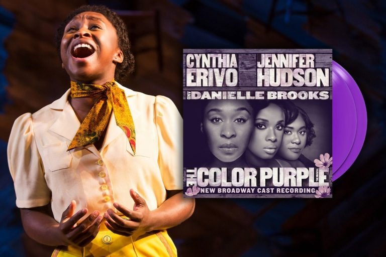 The Color Purple Limited Edition Vinyl Set