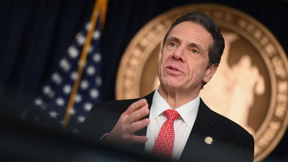 Cuomo's office hid nursing home COVID-19 data out of fear of Trump administration