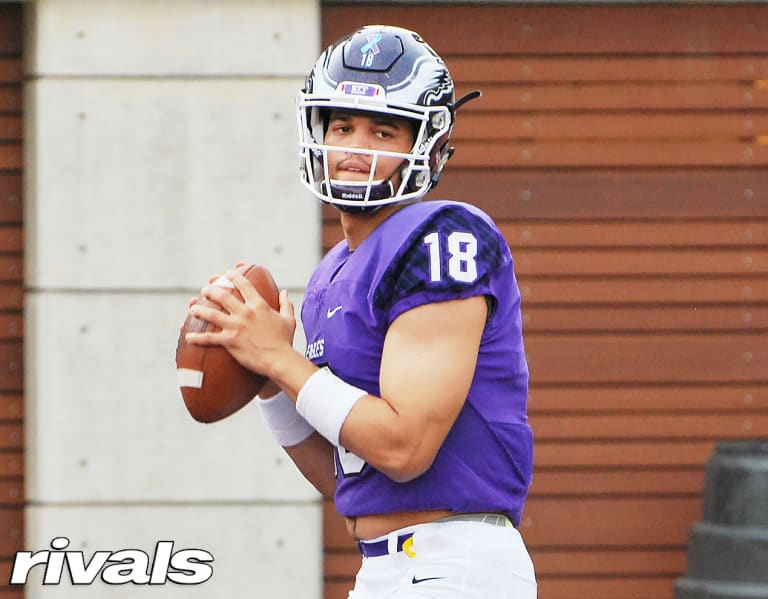 Breaking down the five best QB classes in 2021