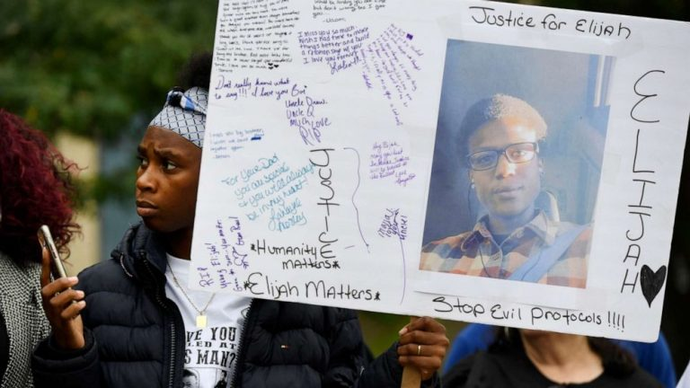 Independent investigators in Elijah McClain's death issue scathing report