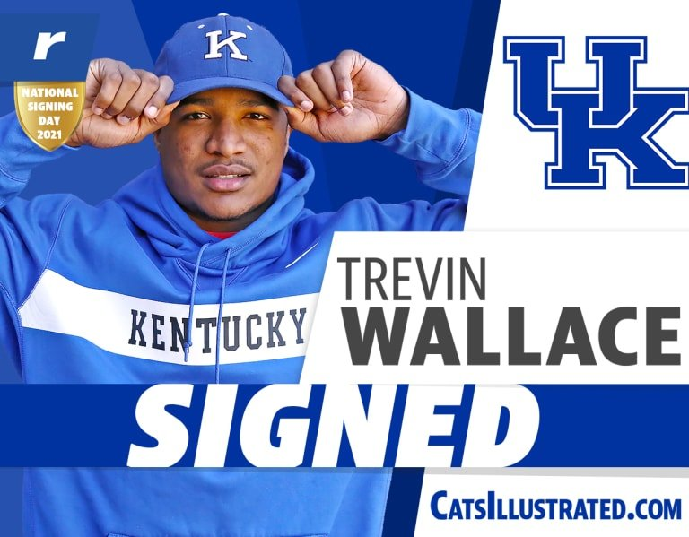 Kentucky prevails for four-star LB Trevin Wallace