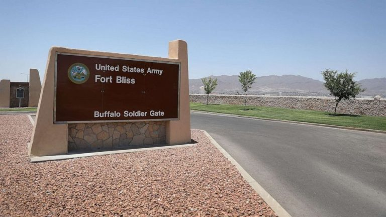 11 Fort Bliss soldiers hospitalized after drinking chemical found in antifreeze