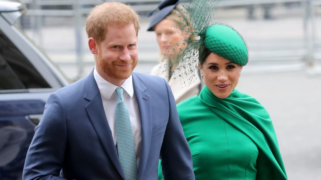 Prince Harry And Meghan Markle Are Expecting Their 2nd Child : NPR