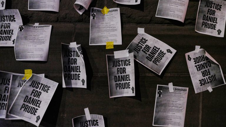 New York Grand Jury Votes Not To Indict Rochester Officers In Daniel Prude Case : NPR