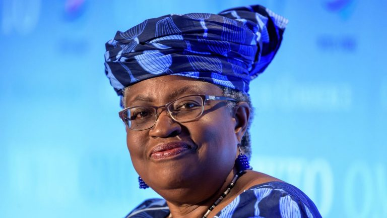 Ngozi Okonjo-Iweala Makes History As World Trade Organization's New Leader : NPR