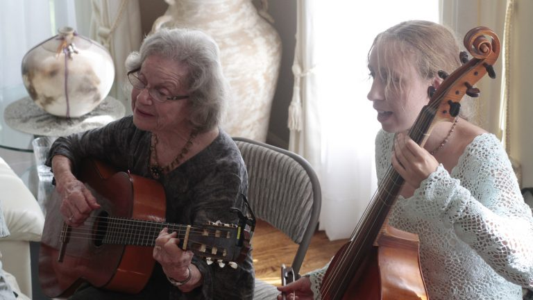 Remembering Flory Jagoda, Who Preserved Sephardic Jewish Music And Language : NPR