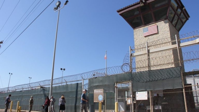 Biden Administration Aims to Close Guantanamo Bay Prison : NPR