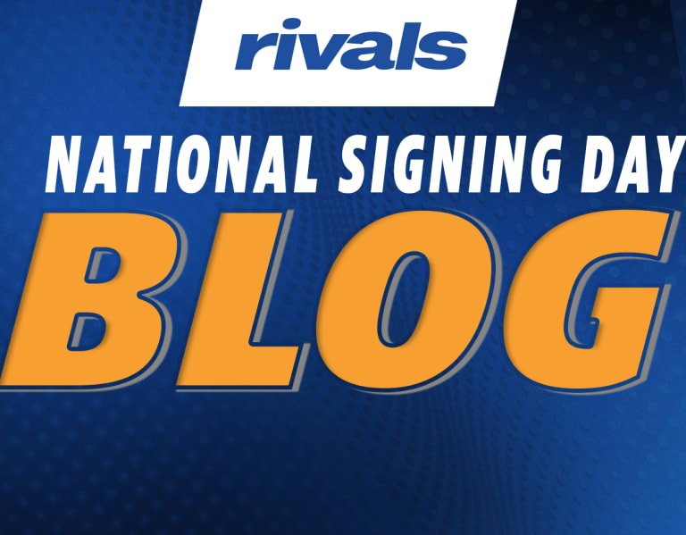 National Signing Day Blog: Latest news, analysis, interviews