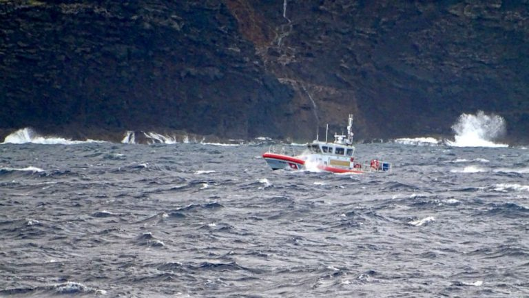 Flight instructor, student pilot rescued by US Coast Guard after ditching plane off coast of Hawaii
